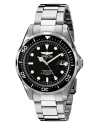 "Men's ""Pro Diver Collection"" Stainless Steel Bracelet Watch"
