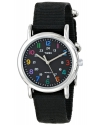 "Women's ""Weekender"" Watch with Black Nylon Band"
