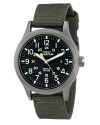 "Men's ""Expedition Scout"" Watch with Nylon Band"