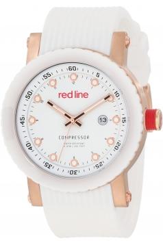 Men's Compressor White Dial Watch