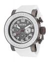 Men's  Xlerator Analog Display Japanese Quartz White Watch