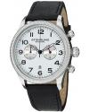 Men's Champion Victory Velo Quartz Chronograph Date Silver Dial Watch