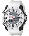 Sport Men's Analog-Digital Display Analog Quartz White Watch