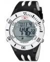 Sport Men's Digital Display Analog Quartz Black Watch