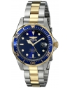 Men's Pro Diver Collection Two-Tone Stainless Steel Watch