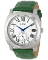 Women's Pyar Analog Display Japanese Quartz Green Watch