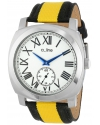 Women's Pyar Analog Display Japanese Quartz Two Tone Watch