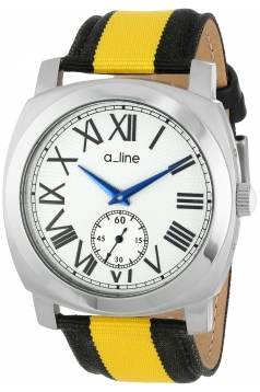 a_line Women's AL-80023-02-YL-NS2 Pyar Analog Display Japanese Quartz Two Tone Watch