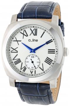 a_line Women's AL-80023-02-BU Pyar Analog Display Japanese Quartz Blue Watch