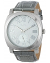 "Women's ""Pyar"" Analog Japanese Quartz gray Dress Watch"