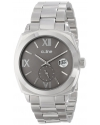 Women's Dashuri Grey Dial Stainless Steel Watch