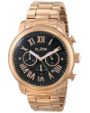 Women's Amor Analog Display Japanese Quartz Rose Gold Watch