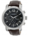Men's Ultimate Analog Display Swiss Quartz Brown Watch