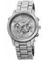 Women's Ultimate Swiss Multifunction Silver-Tone Bracelet Watch