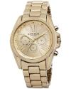 Women's Ultimate Swiss Quartz Multifunction Gold-tone Bracelet Watch