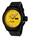 Swiss Legend Men's 10543-BB-07 Submersible Analog Display Swiss Quartz Black Watch