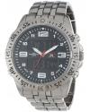 Classic Men's Gunmetal-Tone Analog-Digital Watch