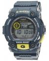 Men's G-Shock Blue Resin Digital Dial Watch