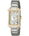Women's Bella Analog Display Swiss Quartz Two Tone Watch