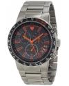 Men's Endurance Chronograph Black Dial Watch
