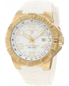 Swiss Legend Men's 40117-YG-02 Super Shield White Dial Watch