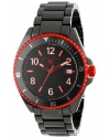 Men's Luminar Black Dial Black High-Tech Ceramic Watch