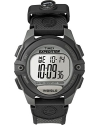 Men's Expedition Digital Chrono Alarm Timer Charcoal/Black Nylon Strap Watch