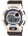 Men's G-Shock Digital Display Quartz Grey Watch