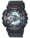 Men's XL Series By G-Shock Classic Analog-Digital Black Watch