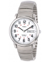 "Men's ""Easy Reader"" Stainless Steel Watch"