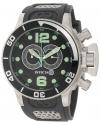 Men's Corduba Collection Interceptor Chronograph Grey Polyurethane Watch