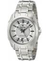 Men's Precisionist Longwood Stainless-Steel Bracelet Watch