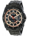 Men's Precisionist Charcoal Grey Dial Bracelet Watch