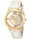Women's Winchester Tiara Yellow Gold-Plated Stainless Steel and Swarovski Crystal Watch with Add