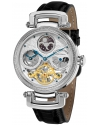 Men's Magistrate Automatic Skeleton Dual Time Watch