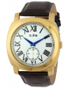 Women's Pyar Analog Display Japanese Quartz Brown Watch