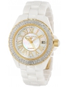 "Women's ""Karamica"" Diamond-Accented Watch"