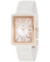 Women's Bella White Mother-Of-Pearl Dial Watch