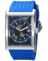 Men's Limousine Analog Display Swiss Quartz Blue Watch