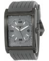 Men's Limousine Analog Display Swiss Quartz Grey Watch