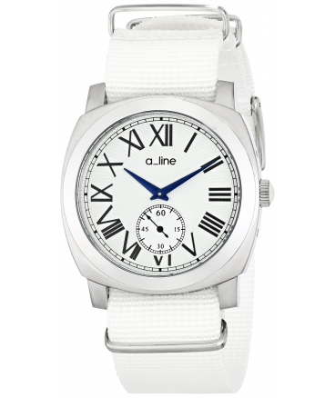 Women's Pyar Analog Display Japanese Quartz White Watch