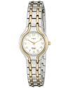 "Women's ""Elevated Classics"" Sport-Chic Two-Tone Bracelet Watch"