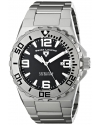 Men's Expedition Analog Display Swiss Quartz Silver Watch