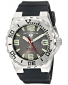 Men's Expedition Analog Display Swiss Quartz Black Watch