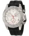 Men's Tungsten Chronograph Silver Dial Watch