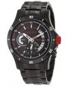 Men's Tech Black Stainless steel Watch