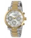 """Women's """"Grandiose"""" Two-Tone Stainless Steel Bracelet Watch"""