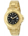 Lucien Piccard Men's LP-12668-YG-11 Walen Analog Display Swiss Quartz Gold Watch