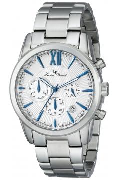 Men's Mulhacen Analog Display Japanese Quartz Silver Watch