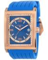 Men's Limousine Analog Display Swiss Quartz Blue Watch